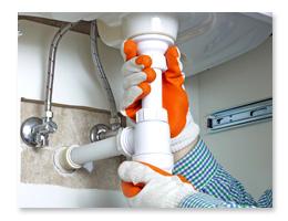 Kitchen Plumbing Pipe Repair