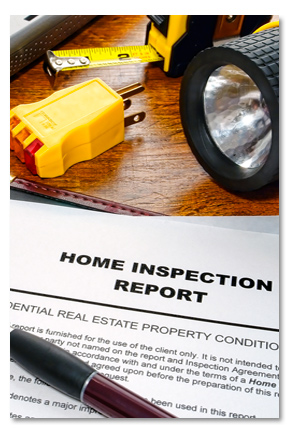 Home Inspection Report and Tools