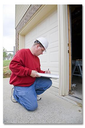 Inspector Inspection Garage