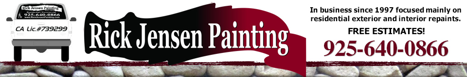 Rick Jensen Painting