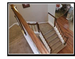 Rick Jensen Stairway Paint