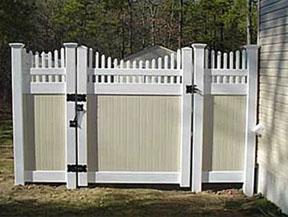 Idaho Style Gate Beige