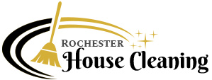 Rochester House Cleaning Logo