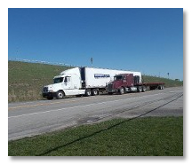 Over the Road Trucking