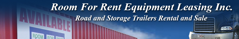Room for Rent Equipment Leasing