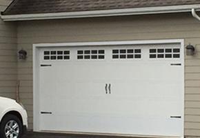 Energy Efficient Garage Doors