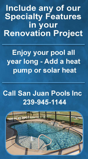 Pool Remodeling Options