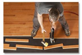 Hardwoods Installation