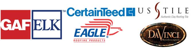 Roofing Manufacturer Brands