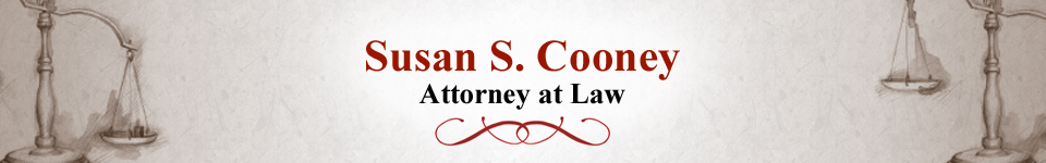 Susan S. Cooney Attorney Logo