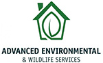 Advanced Environmental & Wildlife Logo