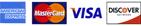 AMEX/Visa/MasterCard/Discover