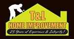 T & L Home Improvement Logo