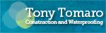 Tony Tomaro Logo