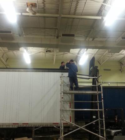 trailer exterior repair
