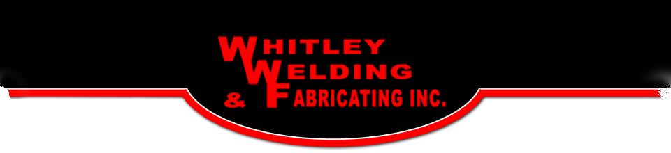 Whitley Welding